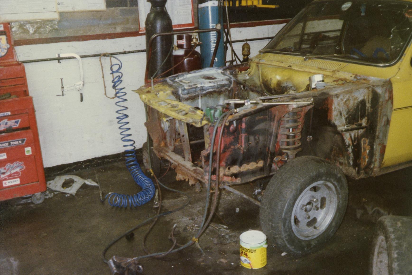 MKI Escort Rebuild