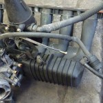 Parts not needed for Standard M52 Inlet Manifold