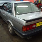 E30 M52 Engine Conversion running