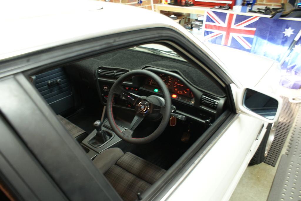 Nardi e30 wheel