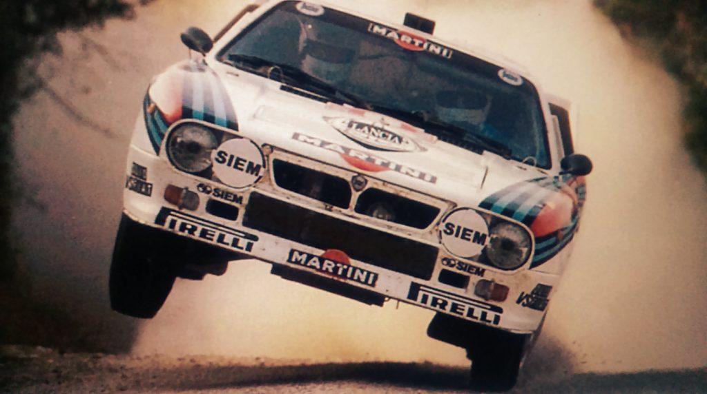 Group B Lancia 037